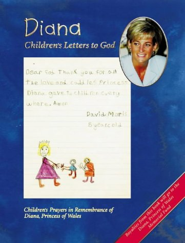 Diana - Children's Letters to God: Children's: HarperCollins Publishers Limited