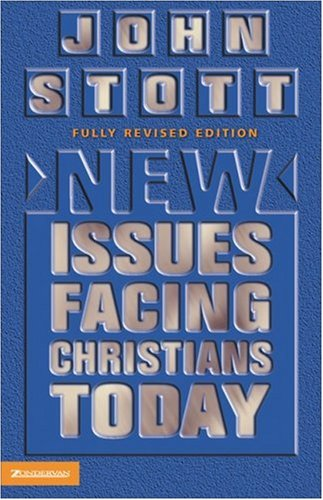 9780551031722: New Issues Facing Christians Today