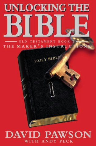 9780551031869: Unlocking the Bible: Old Testament Book I-The Maker's Instructions (Vol 1)