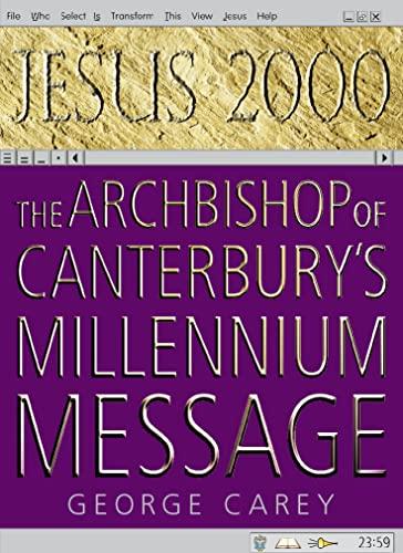 9780551032200: Jesus 2000