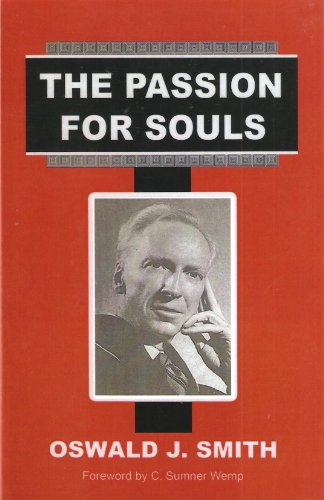 9780551050075: A Passion for Souls