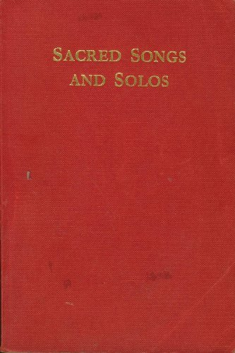 9780551051249: Sacred Songs and Solos: Twelve Hundred Hymns