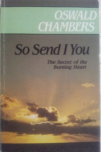 9780551051584: So send I you: A series of missionary studies