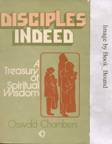 9780551053380: Disciples Indeed