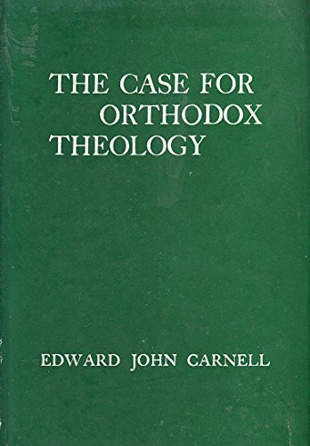 9780551053601: Case for Orthodox Theology