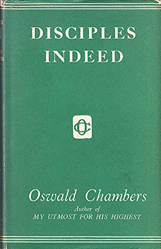 9780551054509: Disciples Indeed