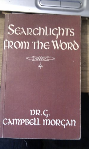 9780551055414: Searchlights From The Word