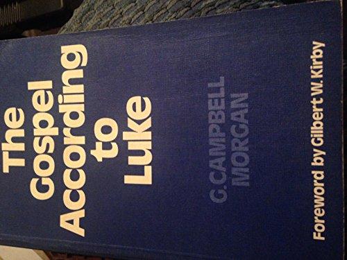 9780551055506: Gospel According to Luke