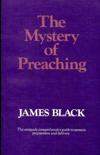 9780551055636: The Mystery of Preaching