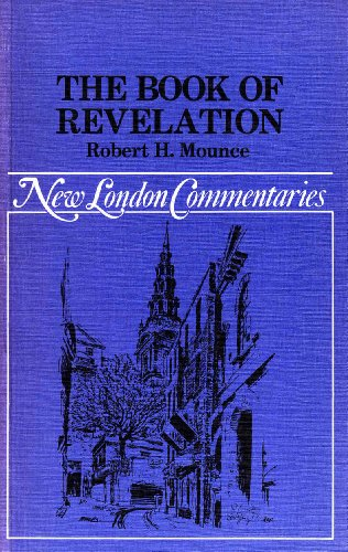 9780551055803: The book of Revelation (New London commentaries)