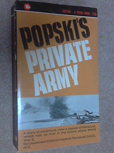 9780552072908: Popski's Private Army