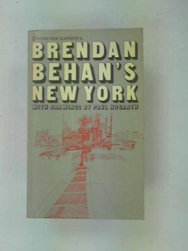 9780552074858: Brendan Behan's New York