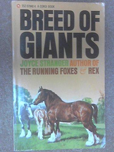 9780552078481: Breed of Giants