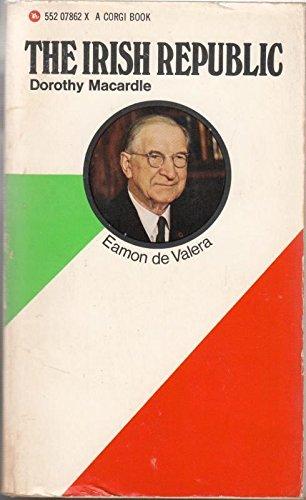 Irish Republic (A Corgi book): Macardle, Dorothy