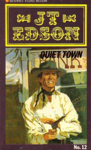 9780552078955: Quiet Town (Corgi western)
