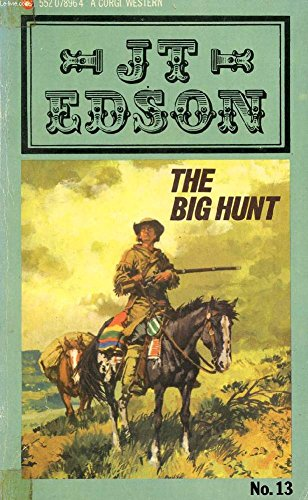 9780552078962: The Big Hunt (Corgi western)