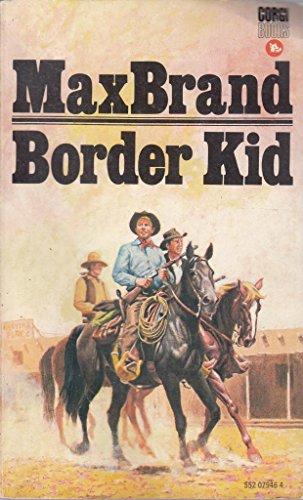 9780552079464: Border Kid