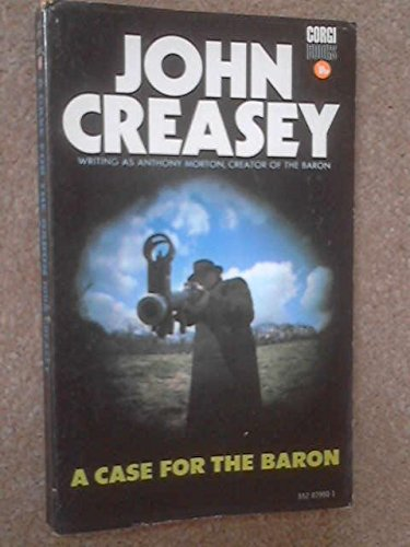 9780552079907: A Case For The Baron