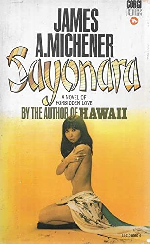 9780552080002: Sayonara