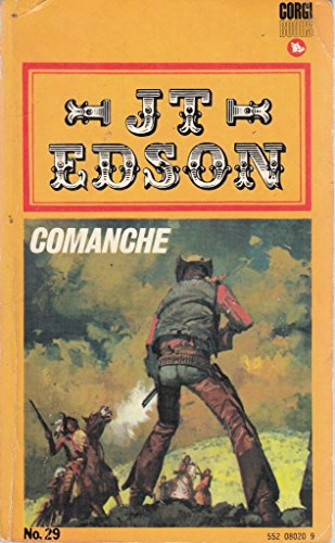 9780552080200: Comanche (Westerns)