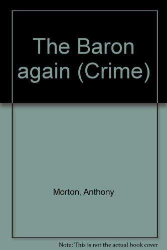 9780552080477: The Baron again (Crime)