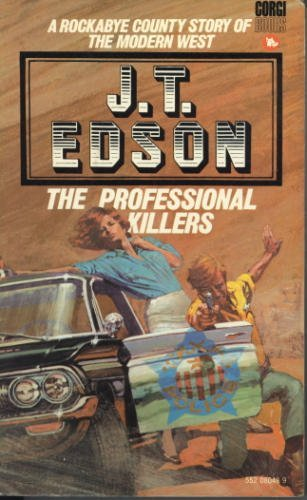 9780552080484: The Professional Killers