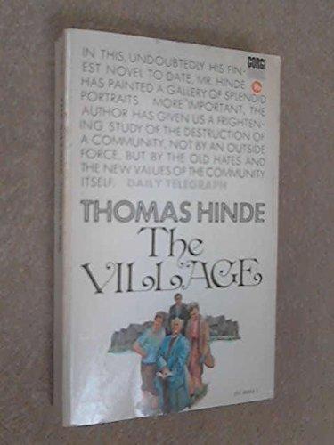 9780552080606: The village