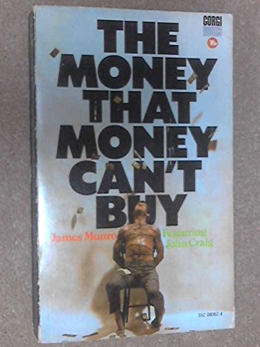 9780552080620: MONEY THAT MONEY CAN'T BUY (CRIME)