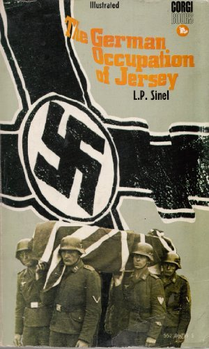9780552080989: German Occupation of Jersey (A Corgi book)