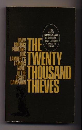 9780552081290: Twenty Thousand Thieves