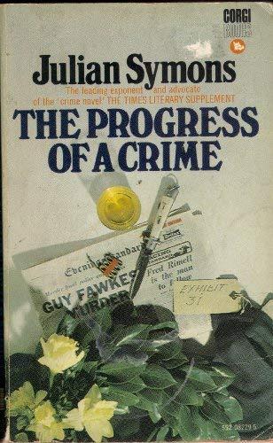 9780552082297: Progress Of A Crime