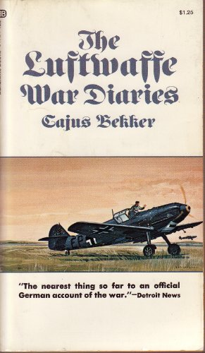 9780552082365: The Luftwaffe war diaries