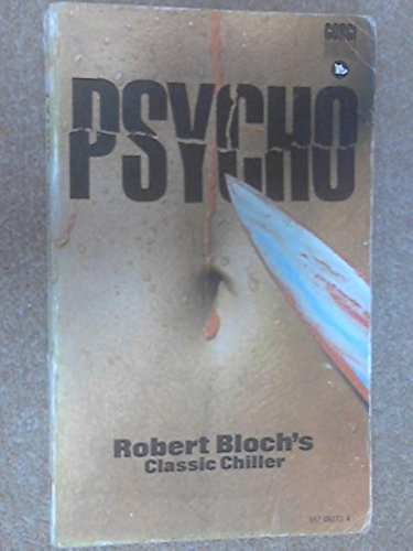 Psycho (0552082724) by Robert Bloch