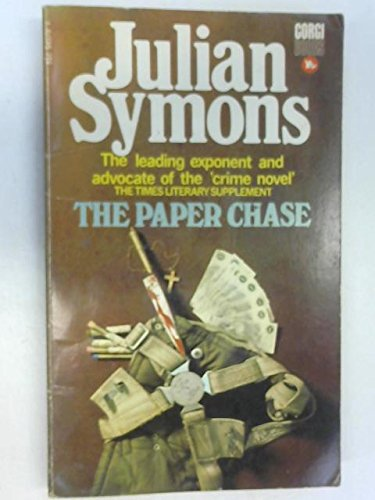 9780552083782: Paper Chase