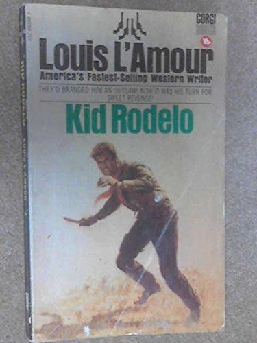 9780552083881: Kid Rodelo