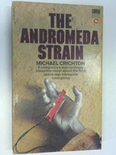 9780552084406: The Andromeda Strain