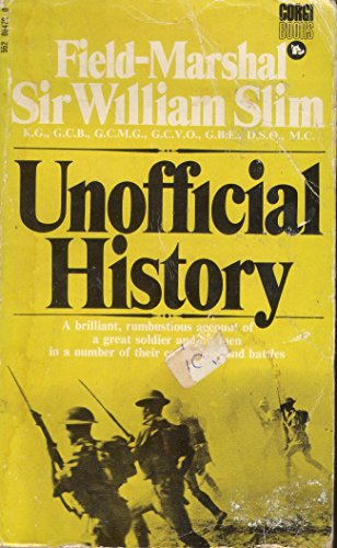 9780552084703: Unofficial History