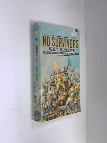 9780552084758: No Survivors