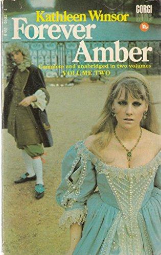 Forever Amber: v. 2: Winsor, Kathleen
