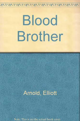 9780552085328: Blood Brother