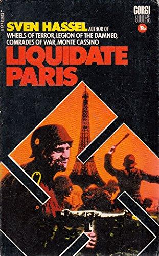 9780552086035: Liquidate Paris