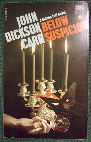 9780552086059: Below Suspicion
