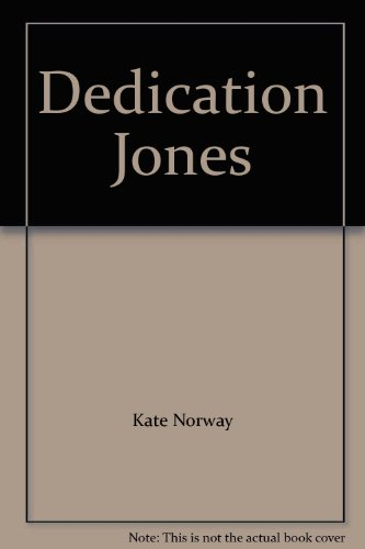 Dedication Jones