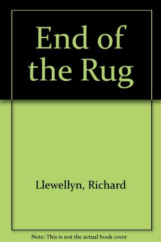 9780552086165: The End Of The Rug