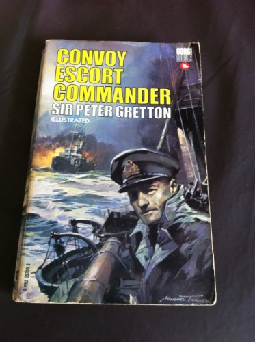 9780552087032: Convoy Escort Commander