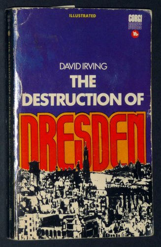 9780552087049: The Destruction of Dresden