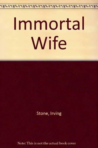 9780552087360: Immortal Wife