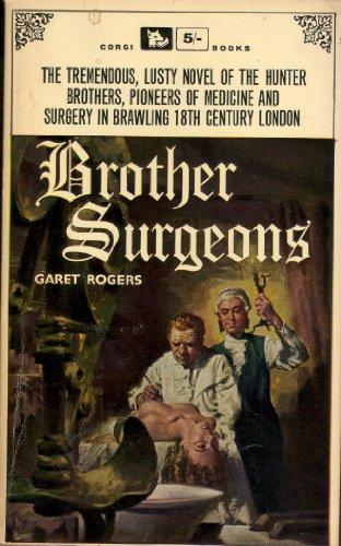 9780552087551: Brother Surgeons
