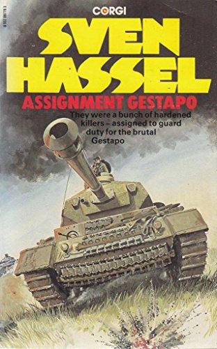 9780552087797: Assignment Gestapo