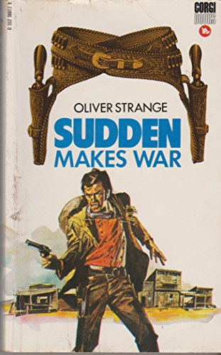 Sudden makes war (0552088129) by STRANGE, Oliver